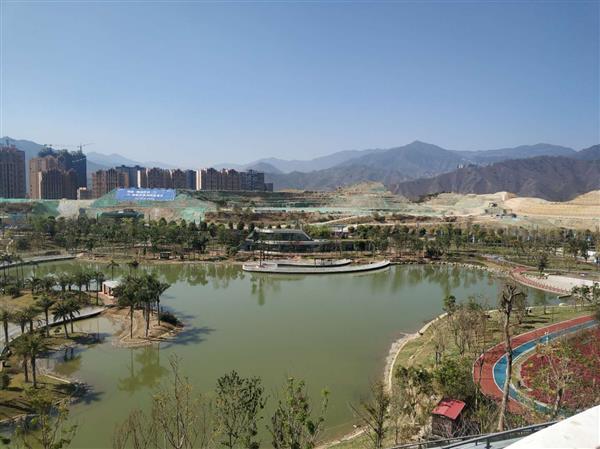 天星湖公园
